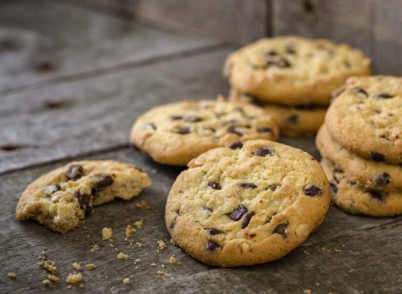 Mrs. Field's cookies, classique des cookies américains