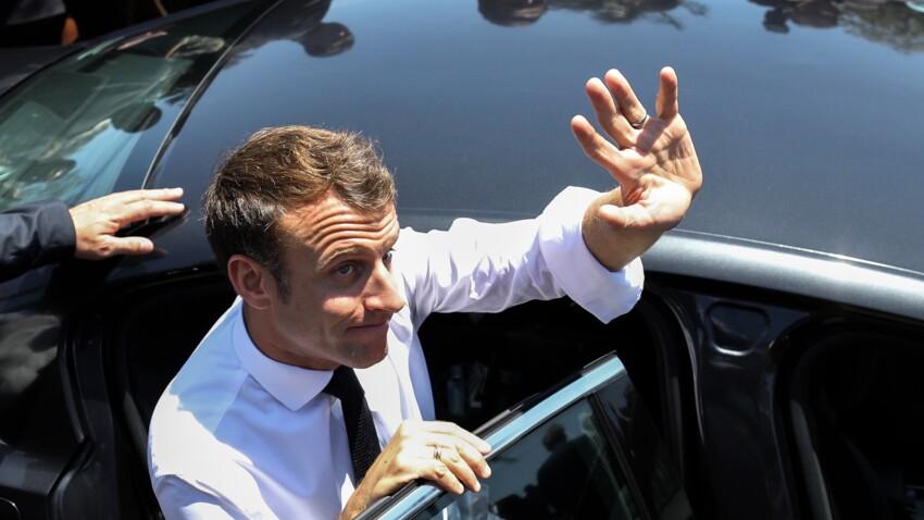 Emmanuel Macron : ce pensionnaire de l'Elysée pour qui il met la main à la poche