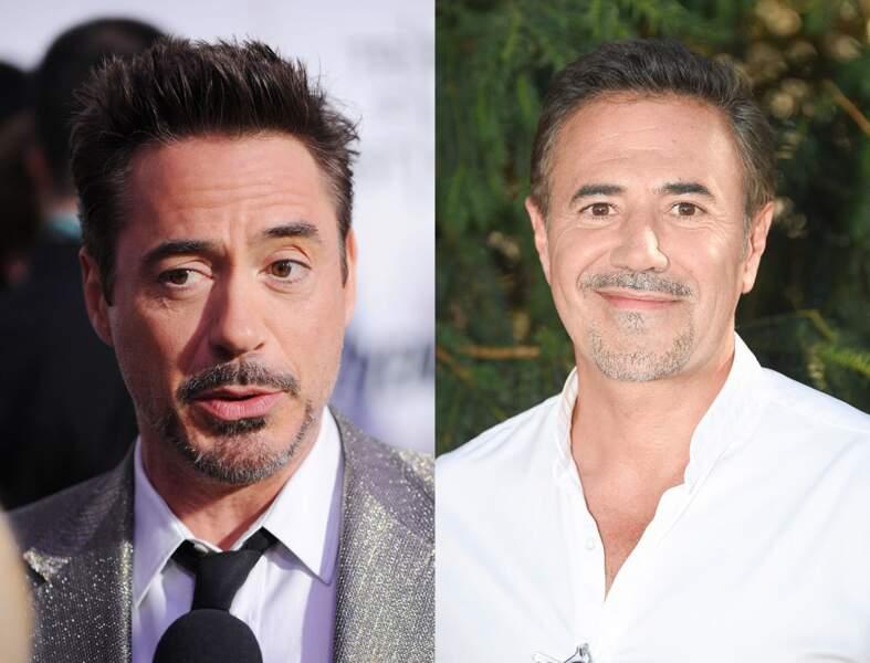 La ressemblance est frappante !