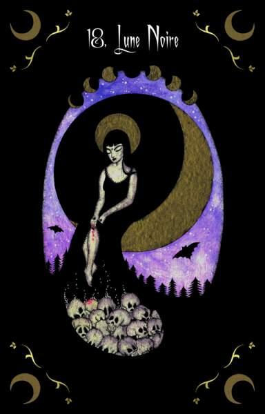 18- Lune Noire