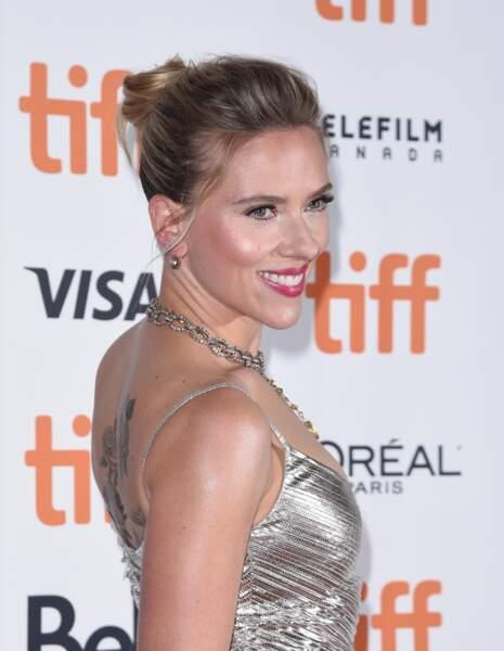 Scarlett Johansson ressemble à...
