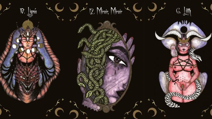 Oracle de la déesse sombre : comment s'initier à la divination