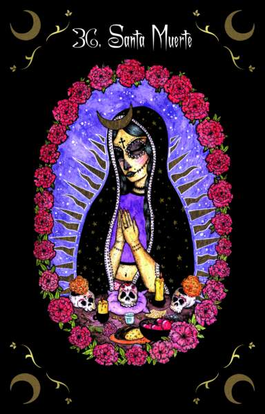36- Santa Muerte