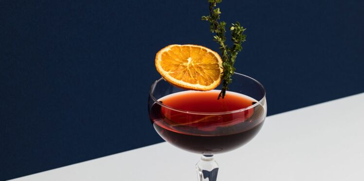 Cocktail Campari Negroni
