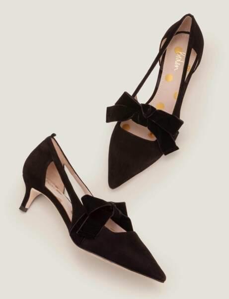 Tendance néo-bourgeoise : les kitten heels