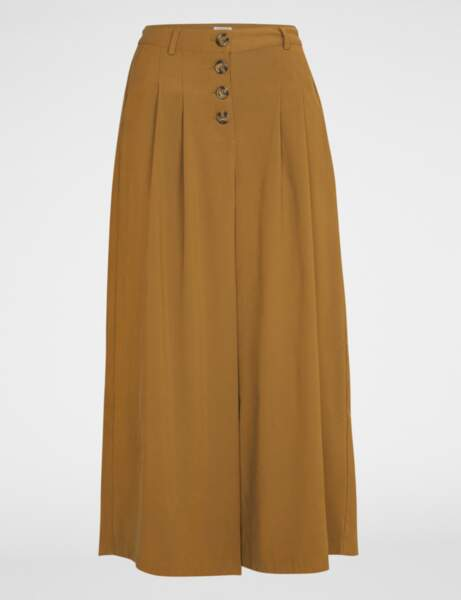 Tendance néo-bourgeoise : la jupe-culotte