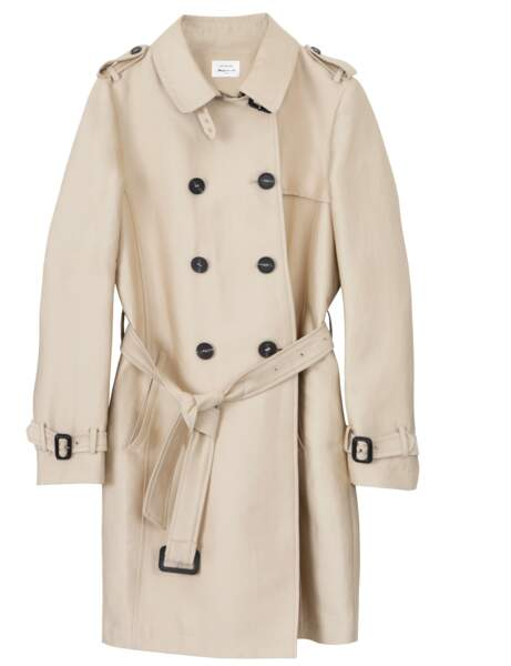 Tendance néo-bourgeoise : le trench