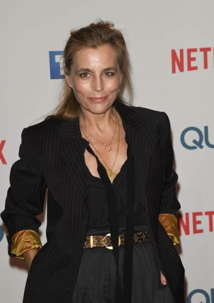 Sophie Duez à l'avant-première de la nouvelle série de TF1