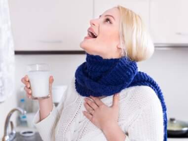 Mal de gorge : 20 remèdes naturels pour le soigner