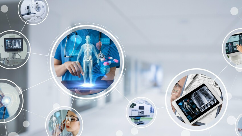 Bientôt des hôpitaux virtuels bien réels