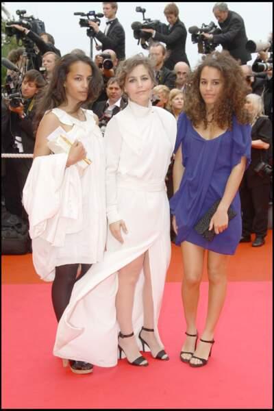 Sophie, Lucile et Rose, le trio de choc et de charme