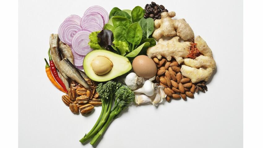 Mémoire: les aliments malins