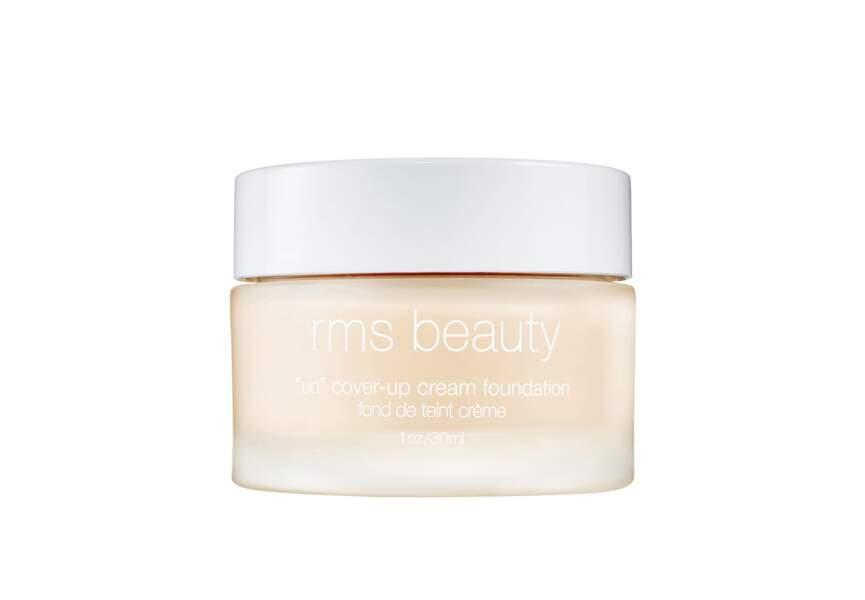 Le fond de teint crème RMS beauty