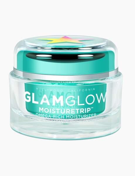 J'ai la peau déshydratée : la crème désaltérante Glamglow