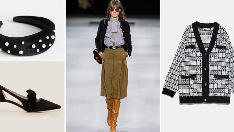 Tendance néo-bourgeoise, allez-vous adopter ce nouveau look ? Nos conseils et notre sélection shopping !
