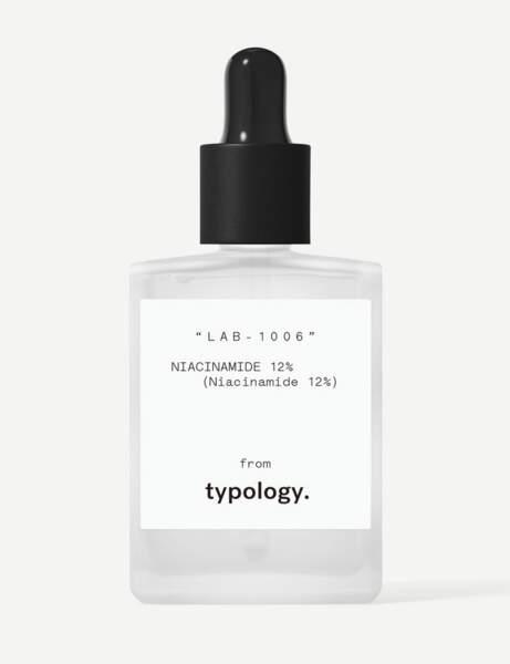J'ai la peau sensible : le sérum apaisant Typology