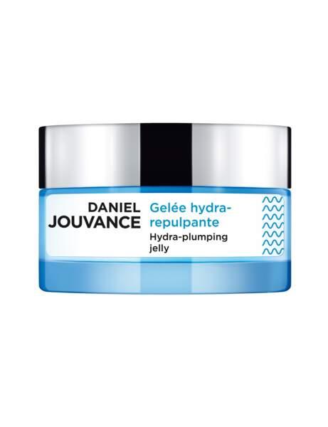 J'ai la peau désydratée : la gelée hydratante Daniel Jouvance
