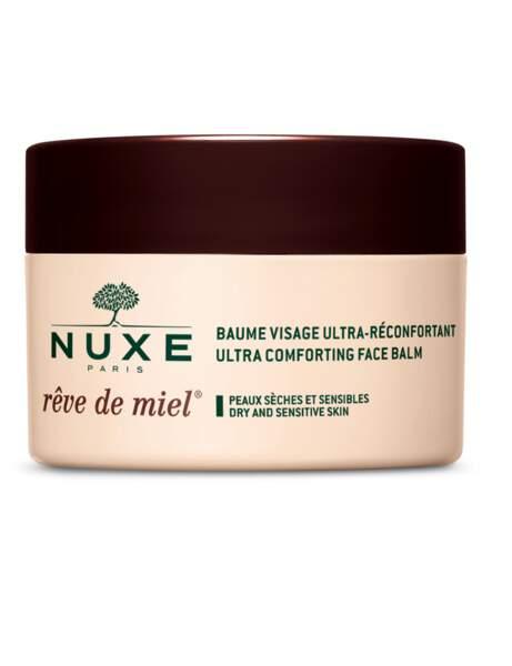 J'ai la peau sèche : le baume réconfortant Nuxe