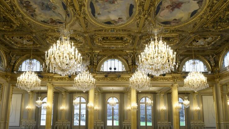 Tournage d'un film à l'Elysée : une production qui rapporte gros au palais présidentiel