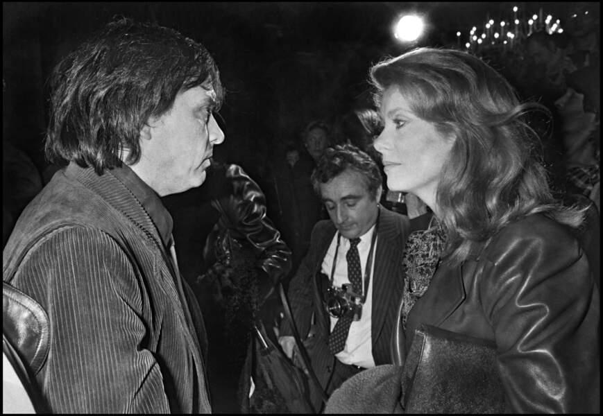 Les deux tourtereaux se marient à Londres dans la foulée, en octobre 1965. Le couple se sépare en 1967, leur divorce est prononcé plus tard, en 1972.