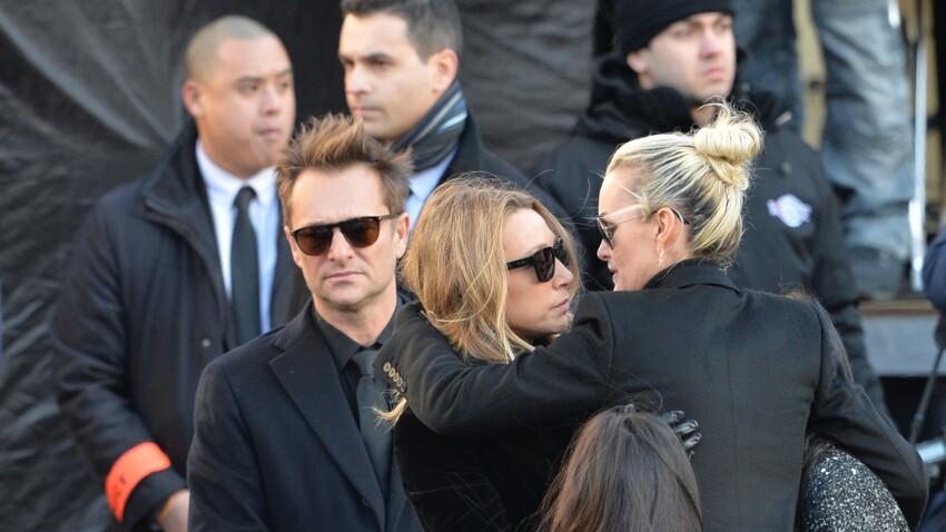 """Héritage de Johnny Hallyday : Laura et David font un geste """"d'apaisement"""" envers Laeticia"""