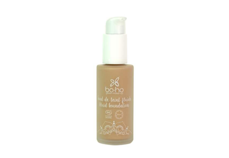 Le fond de teint fluide Boho Green Make-Up