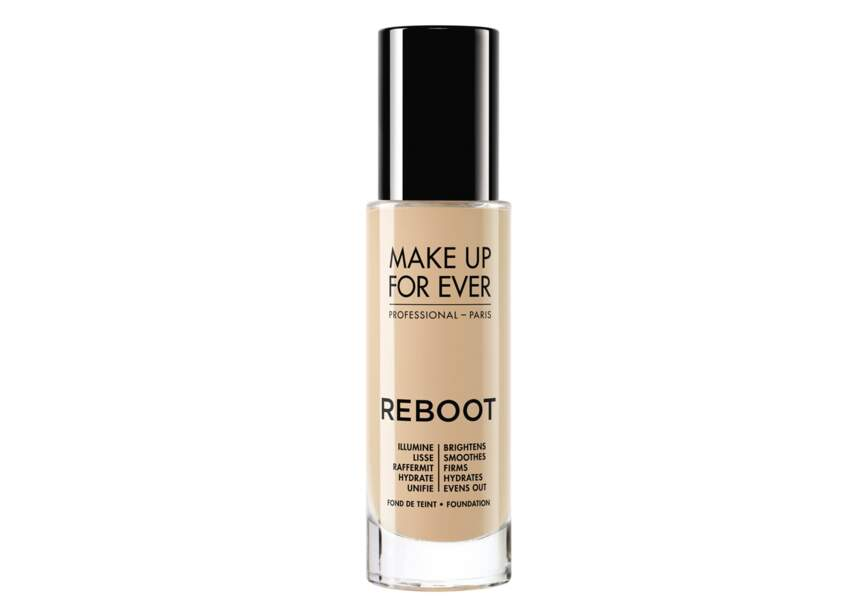 Le fond de teint Reboot Make Up For Ever
