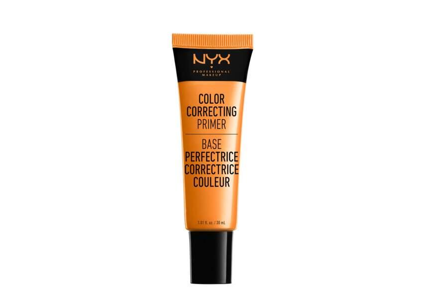La Base Perfectrice Correcteur Couleur Nyx Professional Make Up