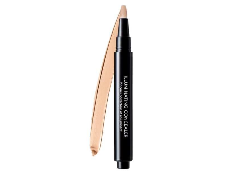 Le stylo Illuminating Concealer, Nocibé