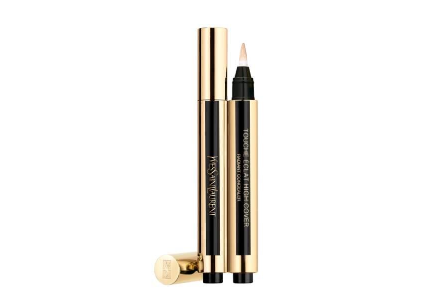Le stylo Touche Eclat high Cover Yves Saint Laurent
