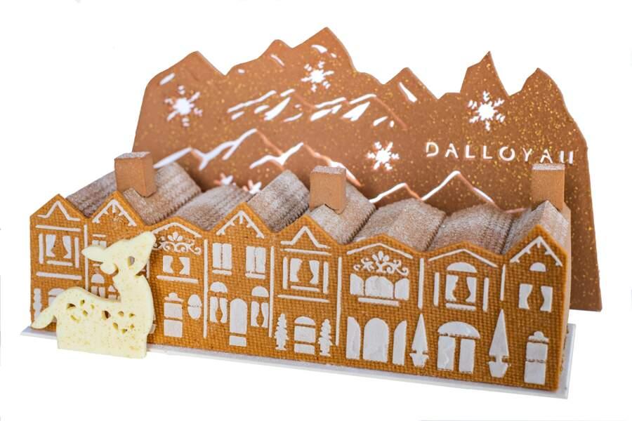 Bûche de Noël 2019 : Dalloyau