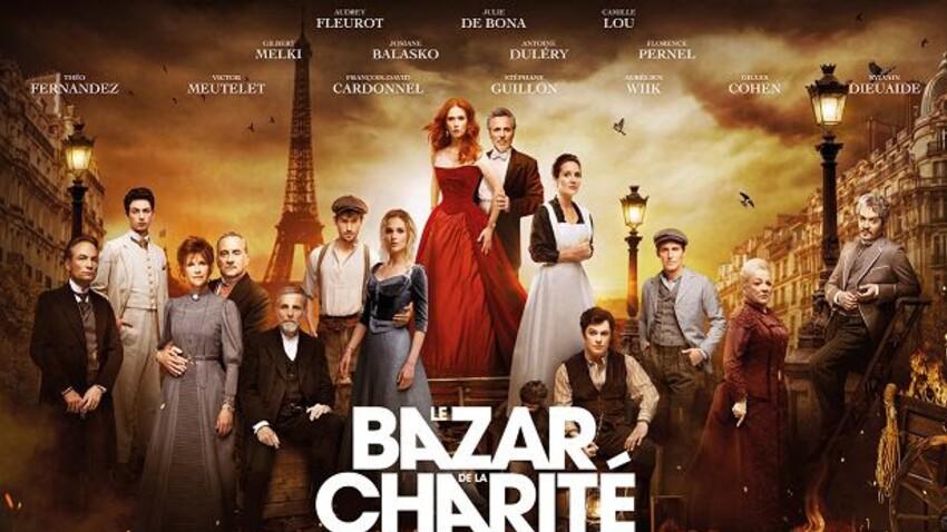 """""""Le Bazar de la charité"""" : TF1 a-t-elle plagié le roman de Gaëlle Nohant? L'autrice nous répond"""