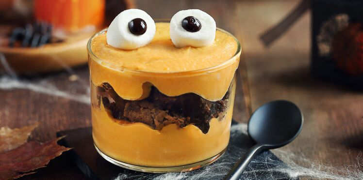 Verrine brownie et butternut