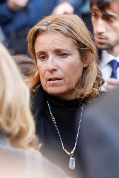 La réalisatrice Lisa Azuelos, la fille de Marie Laforêt.
