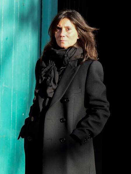 ... la journaliste Emmanuelle Alt...