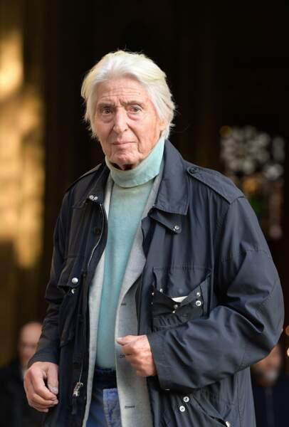 ... le commissaire-priseur, écrivain et collectionneur d'art Pierre Cornette de Saint-Cyr...