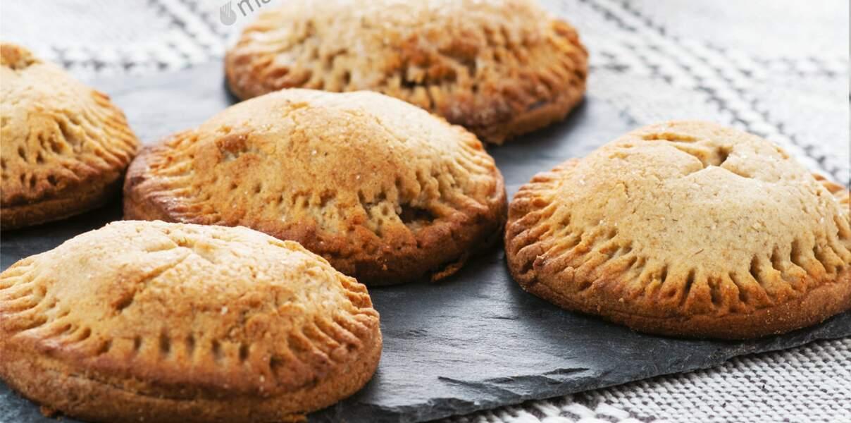 Cinnamon apple pie sans gluten & sans lait
