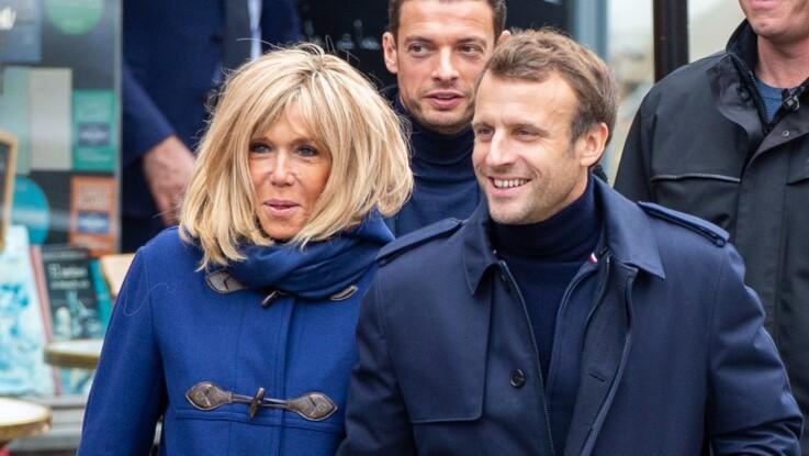 Brigitte Et Emmanuel Macron Leur Sortie Qui A Mis Leur