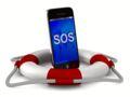 Afficher un message ou un contact d'urgence sur son smartphone