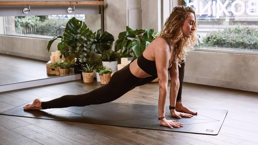 Yoga : 4 applis et sites malins pour le pratiquer chez soi