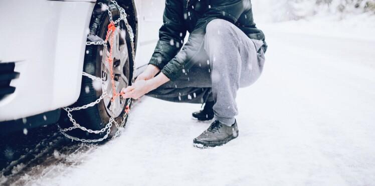 Pneus neige, chaînes, chaussettes... Le point sur la réglementation