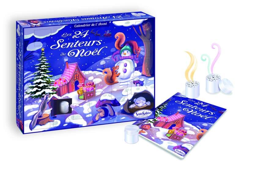 """""""Les 24 senteurs de Noël"""" - Sentosphère"""