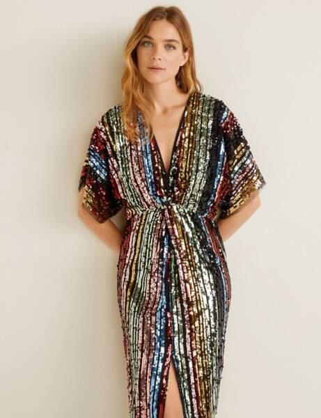 Payetli elbiseler: Tatil günlerinde 10 parıltı modeli! 10 fotoğraf