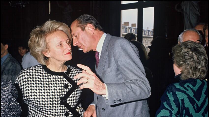 Comment Bernadette Chirac a appris pour la première fois l'infidélité de son mari Jacques Chirac