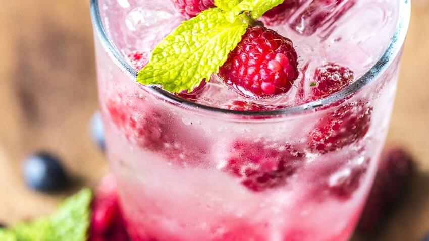 Nos recettes faciles et originales pour aromatiser l'eau