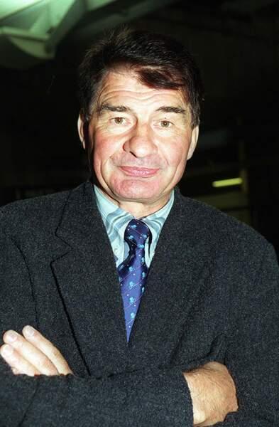 Raymond Poulidor en 1996.