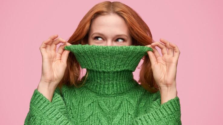 Pull qui gratte : découvrez l'astuce infaillible pour le rendre tout doux !