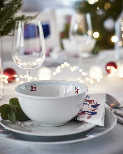 Un bol de Noël