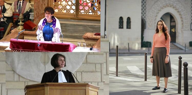 Pasteur, rabbin, imam: la religion au féminin