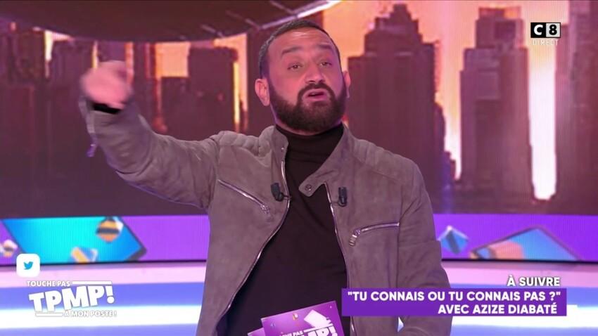 """""""Touche pas à mon poste"""" : Cyril Hanouna célibataire ? Il lève le voile sur sa vie privée"""